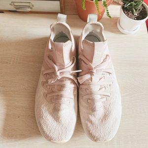 Pastel Pink Nike Running Sneakers